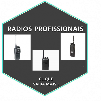 protos sem fundo botão radios profissinais